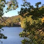 Blick auf den Wibecker Teich